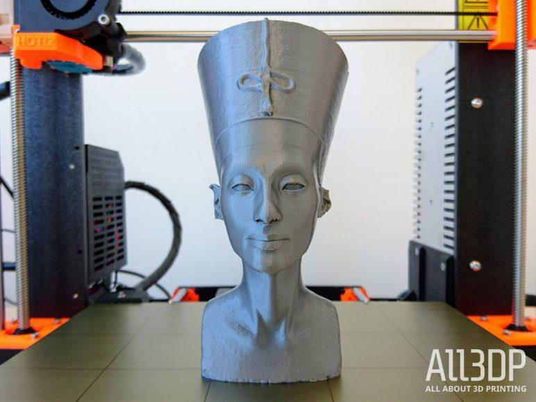 Image of Avis et test de l'Original Prusa i3 MK3: Tests d'impression avancés