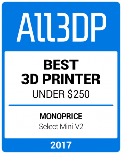 Monoprice MP Select Mini Review – Great Value for Money | All3DP