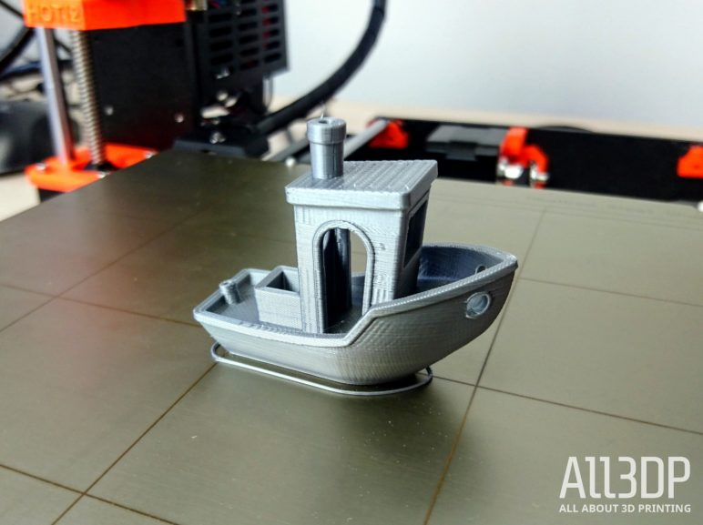 Image of Original Prusa i3 MK3 Review: Simple Test Prints