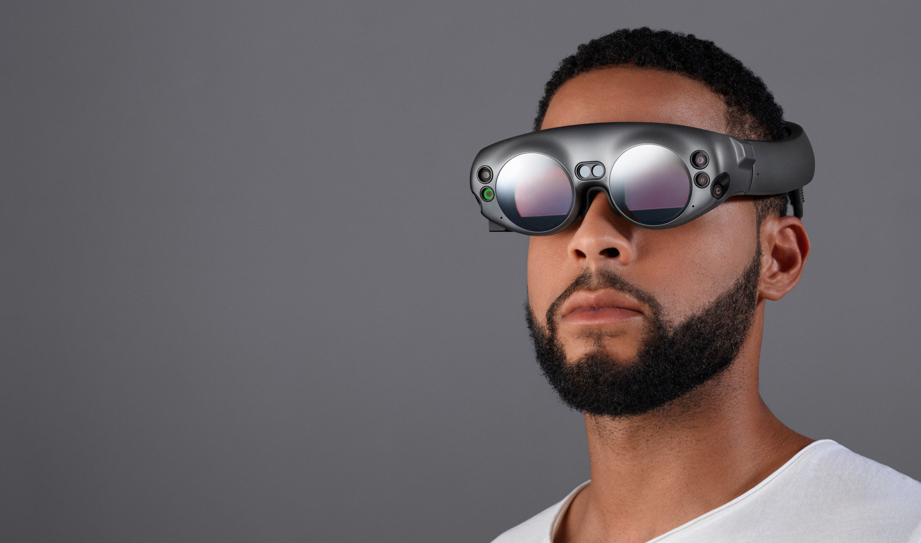 Magic Leap Finally Reveal their First Augmented Reality Glasses | All3DP