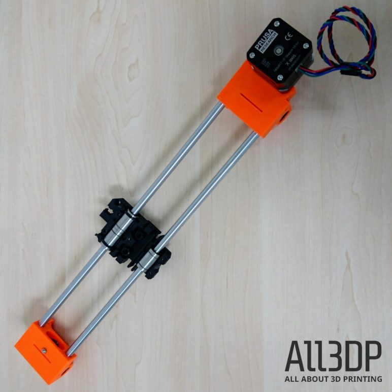 Image of Original Prusa i3 MK3 Review: X-axis Assembly