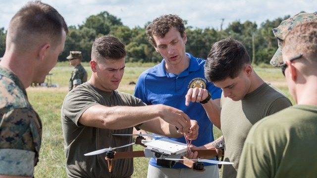 U.S. Army and Marine Corps Partner to Test 3D Printed Drone Parts | All3DP