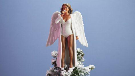 Featured image of Beyoncé, Hillary y Serena en 3D como adorno navideño