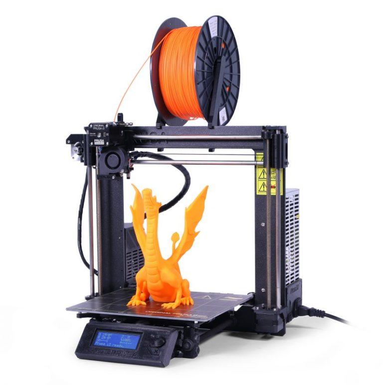 Image of Impresora 3D casera : Original Prusa i3 MK2S