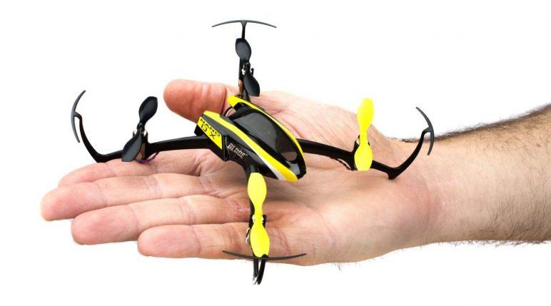 Image of Mini Drone / Micro Drone: Blade Nano QX RTF Quadcopter