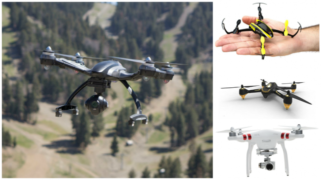 Featured image of 15 Best Drones for Beginners of 2018