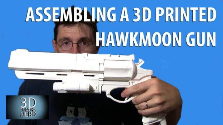 Image of Best YouTube Channels About 3D Printing: 3D Printing Nerd