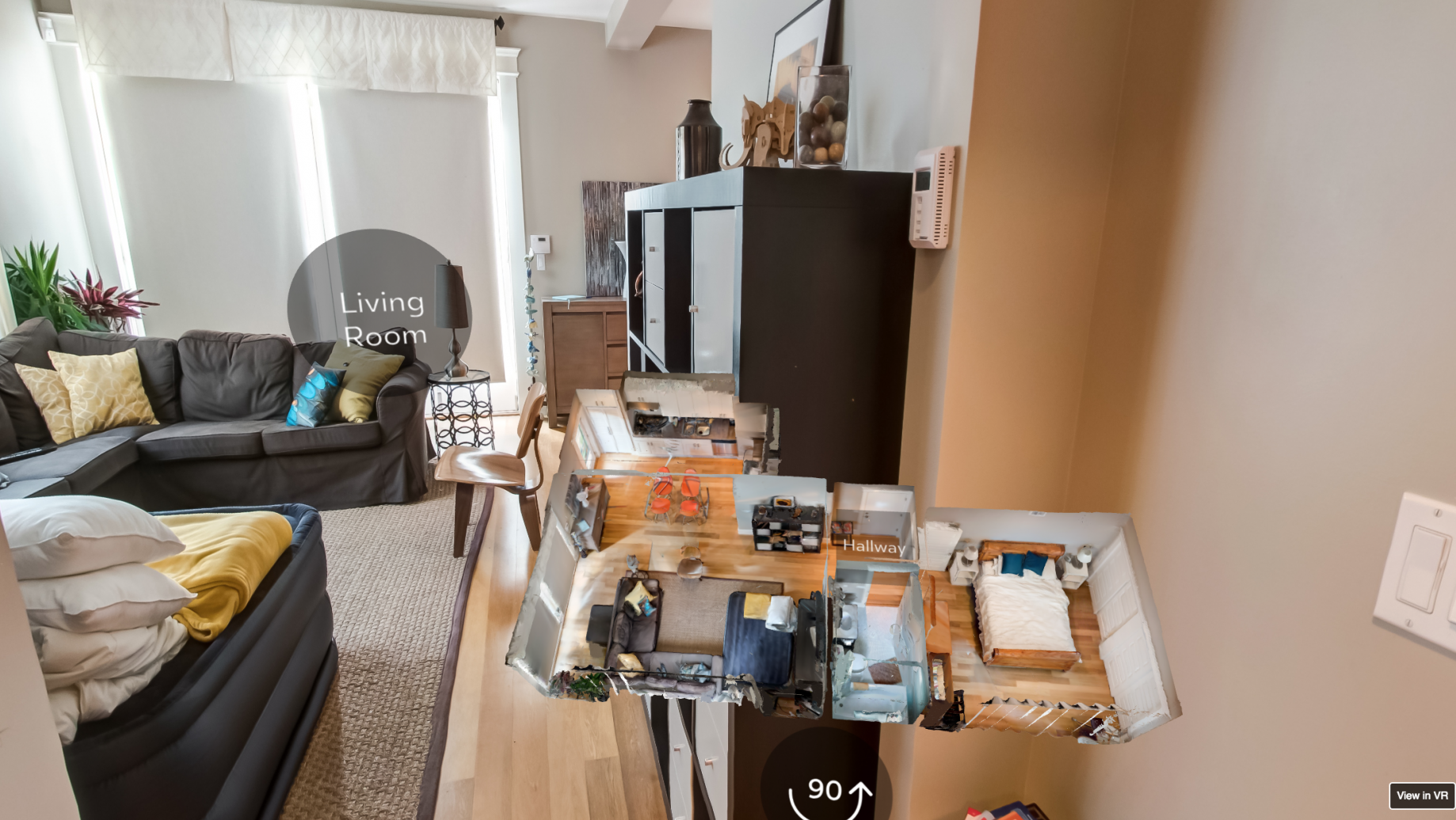Airbnb Adopts AR/VR to Let You Visit A Home Before Renting It | All3DP