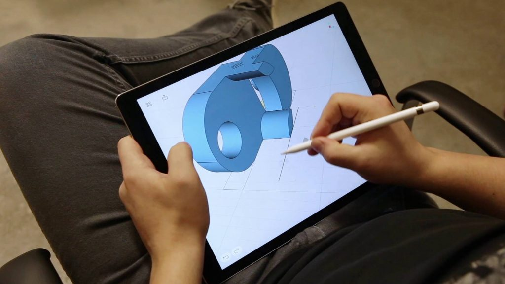 Shapr3D Introduces Powerful CAD Modeling into the iPad Pro