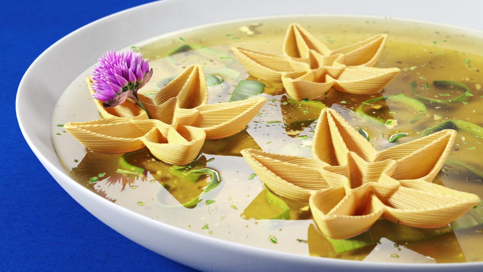 Barilla Announces 3 Winners in 3D Printed Pasta Competition | All3DP