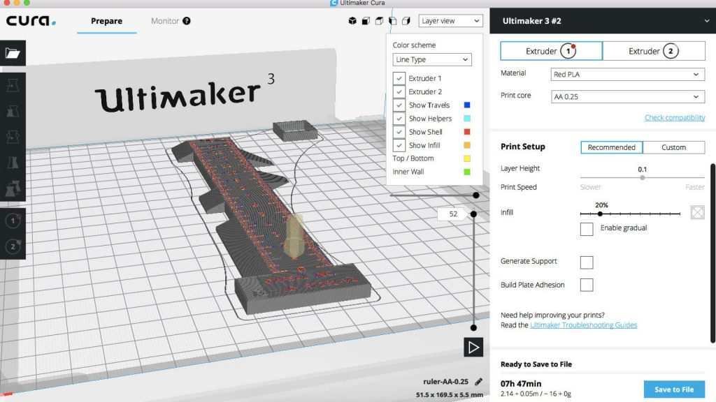 Cura 3 1 Brings New Printing Profiles, Enhanced UI, and