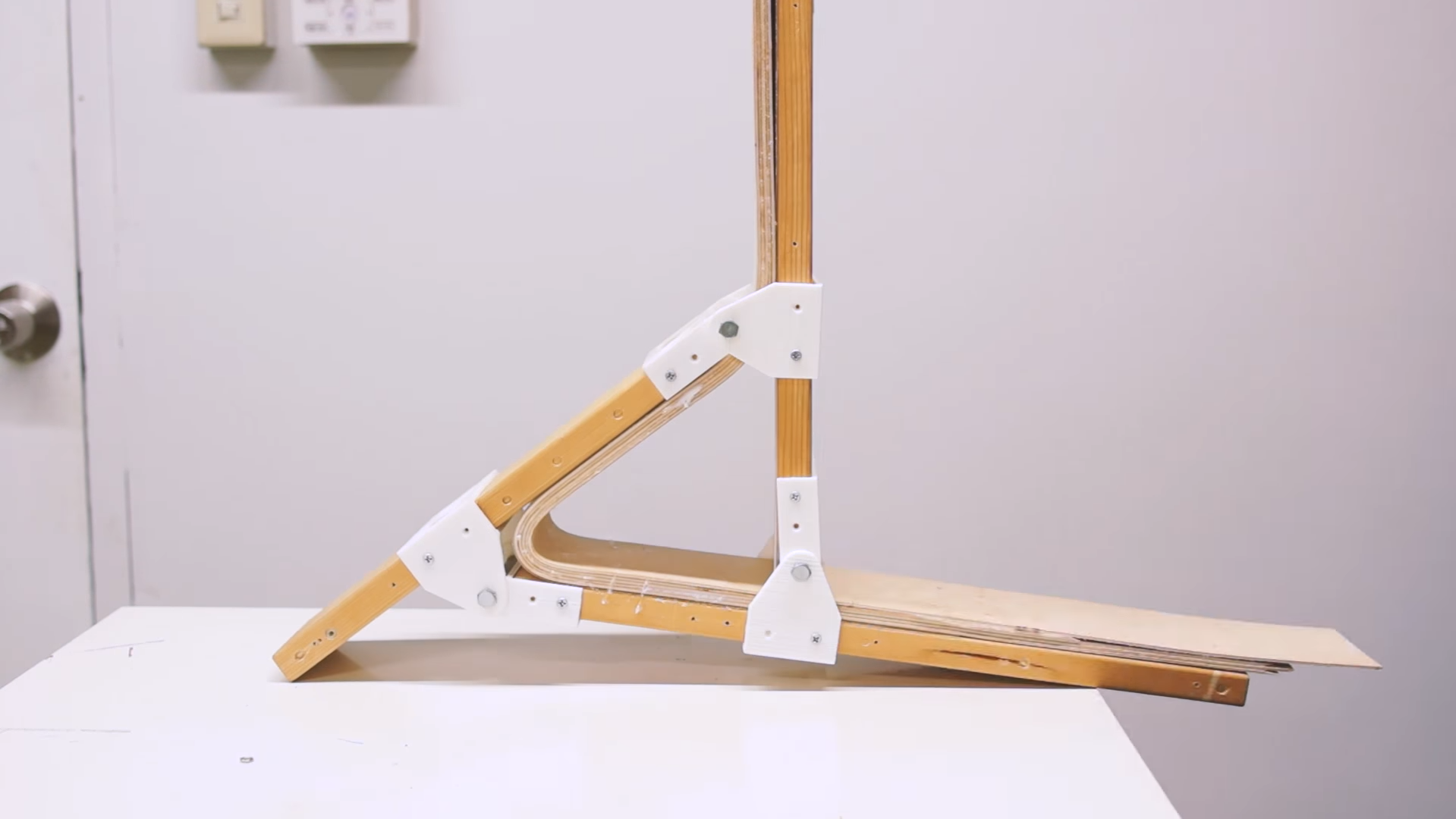 Kyoto Student 3D Prints a Plywood Bending Jig | All3DP