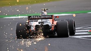 Featured image of Formula One Team McLaren Goes 3D