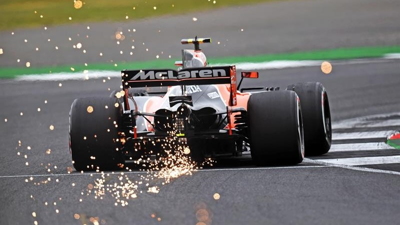 Formula One Team McLaren Goes 3D | All3DP