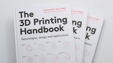 Featured image of The 3D Printing Handbook Review: The Only Handbook You'll Ever Need