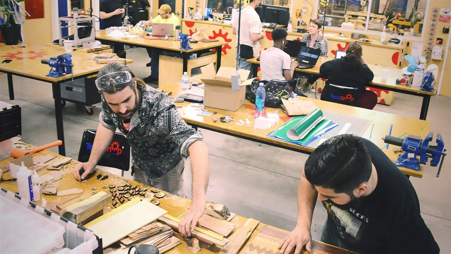 TechShop Faces Bankruptcy and Closes All 14 Shops | All3DP