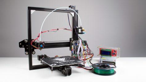 Featured image of 2018 TEVO Tarantula Review – A 3D Printing Fixer Upper?