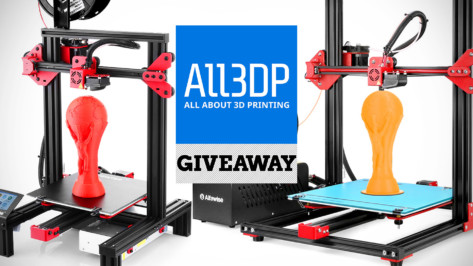 Featured image of The All3DP Giveaway Season Begins!