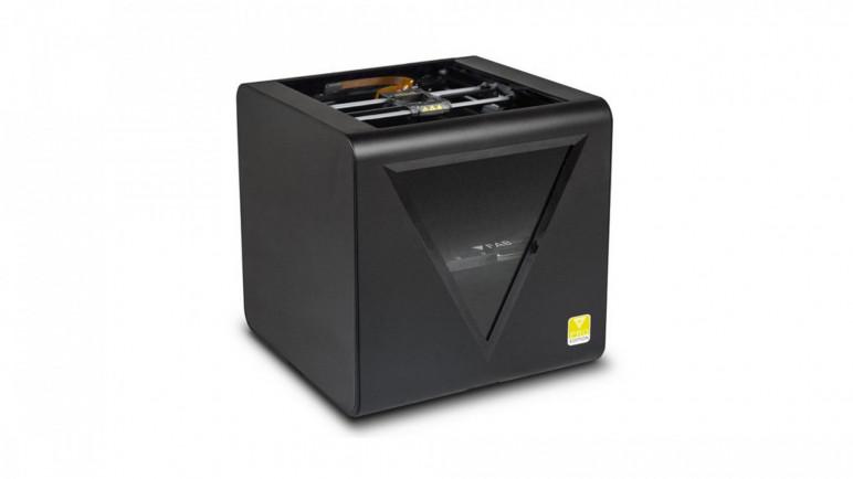 Image of Best All-In-One 3D Printer/Scanner/Laser Engraver/CNC Machines: FABtotum Pro
