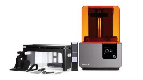 Featured image of Impresoras 3D de resina (SLA/DLP/LCD) – Top 25 de 2018