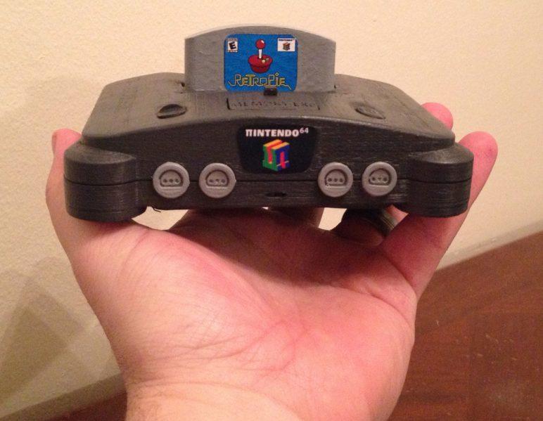 Image of Boîtier RaspberryPi3 à imprimer en 3D – Les 30 meilleurs modèles: MiniN64