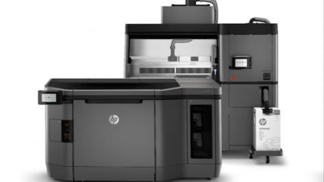 Featured image of CEA Partners with HP to Improve Industrial 3D Printing with the Multi Jet Fusion System
