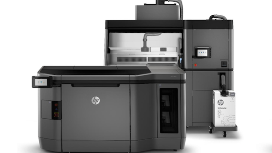 CEA Partners with HP to Improve Industrial 3D Printing with the Multi Jet Fusion System | All3DP