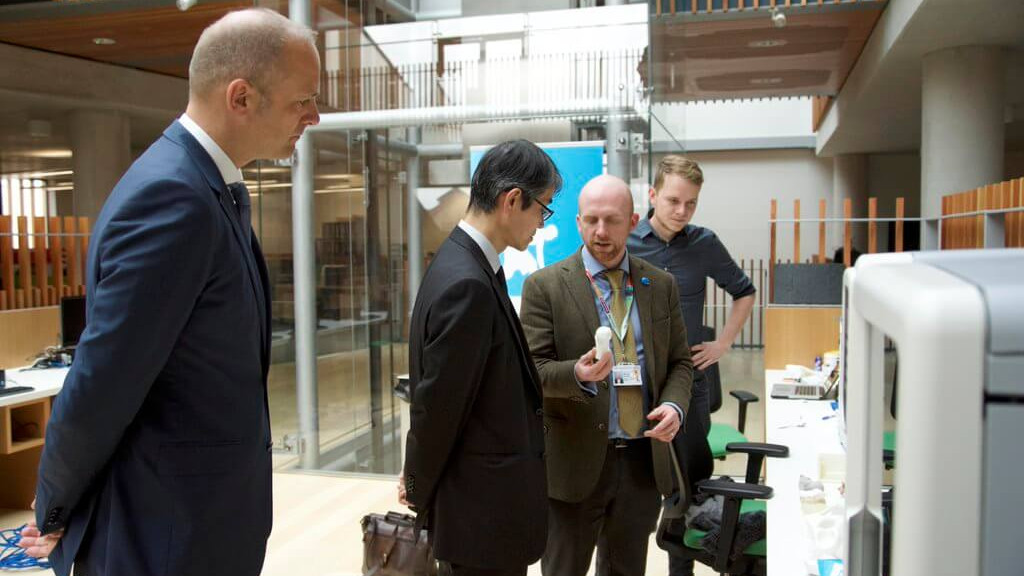 3D LifePrints Secures £500,000 in Funding to Expand UK Medical 3D Printing Hubs   All3DP