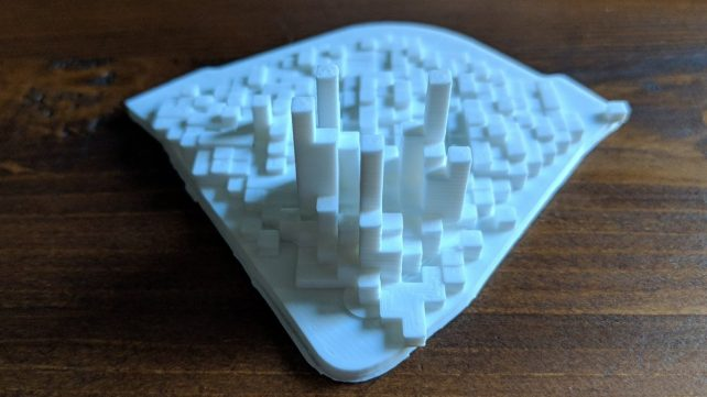 Featured image of MLB Stats Visualized with 3D Printing
