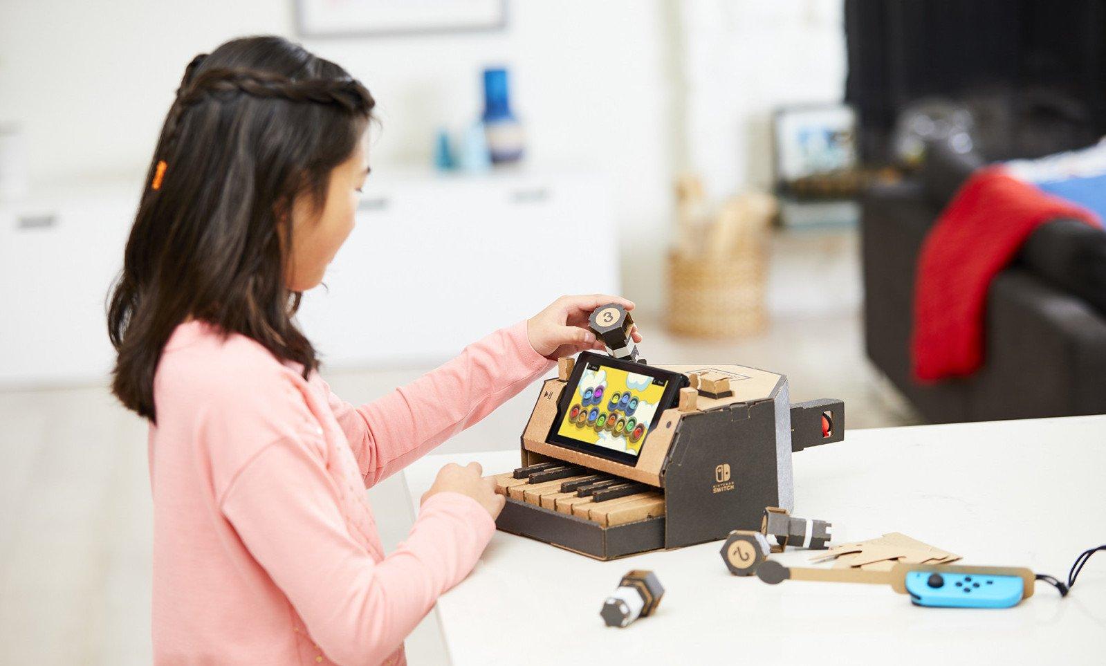 Nintendo Labo Lets You Build DIY Cardboard Creations | All3DP