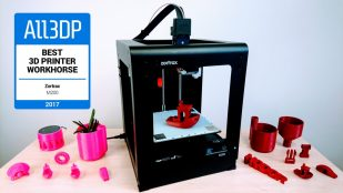 Featured image of Zortrax M200 Review – Best 3D Printer Workhorse of 2017