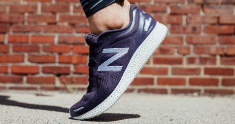 Featured image of New Balance Installs Russell Finex Compact Sieve To 3D Print Footwear