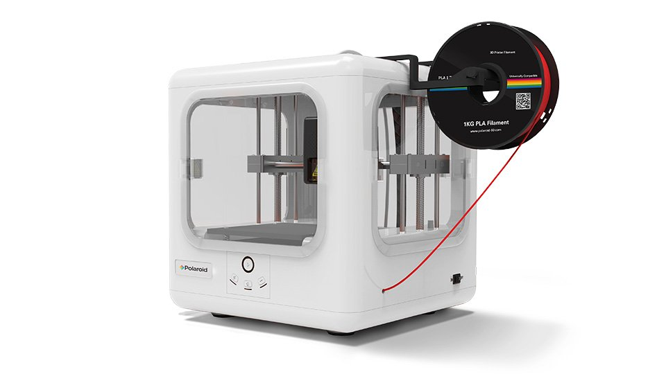 Polaroid Debuts Four New 3D Printers at CES 2018 | All3DP