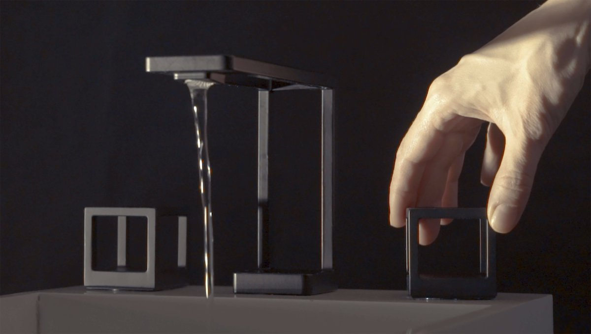 New KALLISTA Faucets 3D Printed in Metal with 3D Systems | All3DP