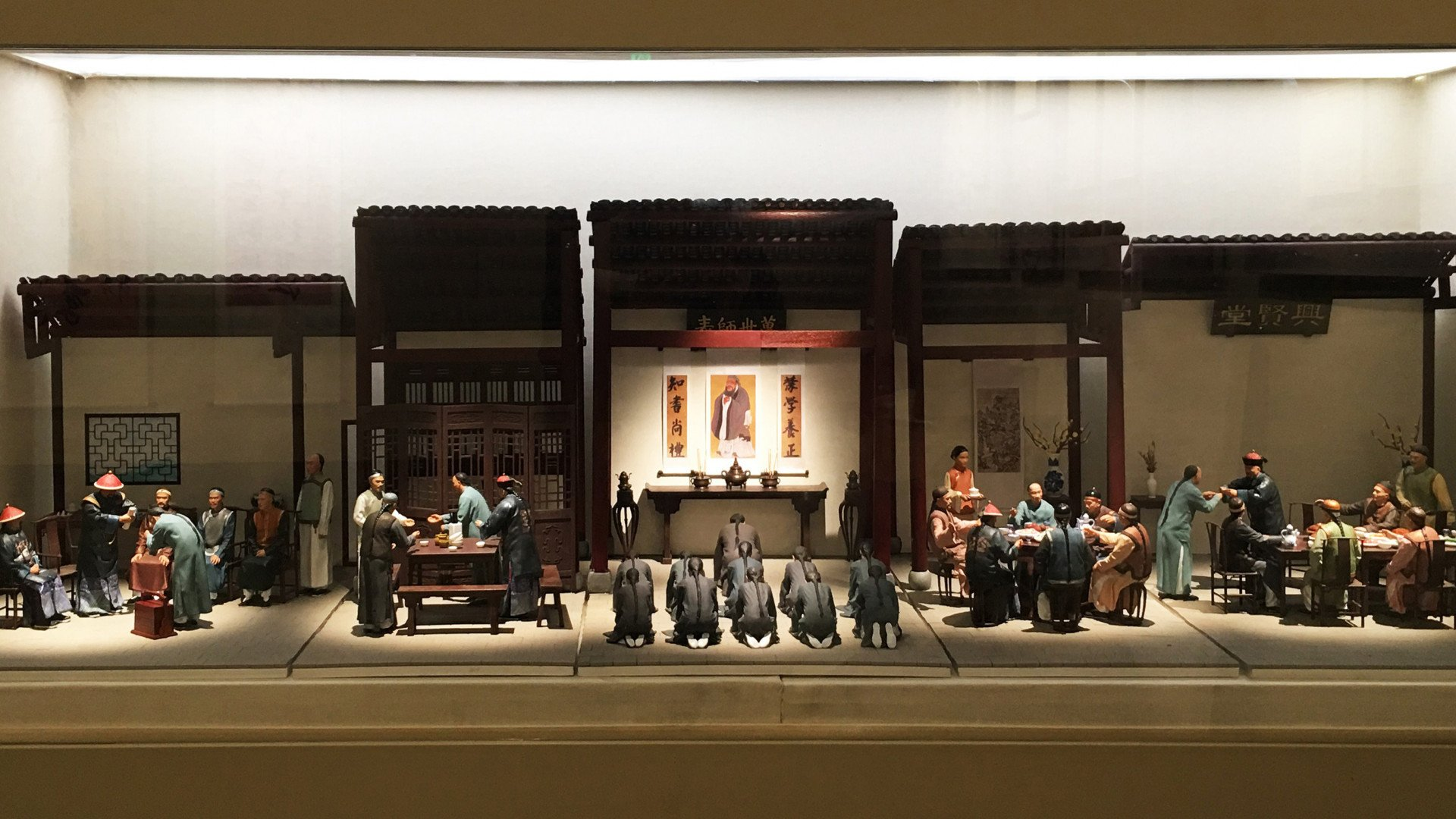 Students 3D Print Diorama of Ancient Chinese History | All3DP