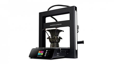 Featured image of Impresora 3D JGAurora A5: datos esenciales