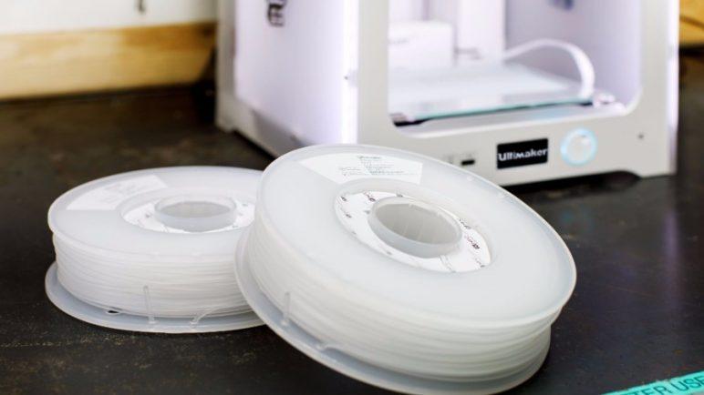 Image of Filament 3D : comparatif: PP (polypropylène)