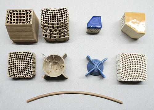 Image of Filament 3D : comparatif: Céramique (argile)