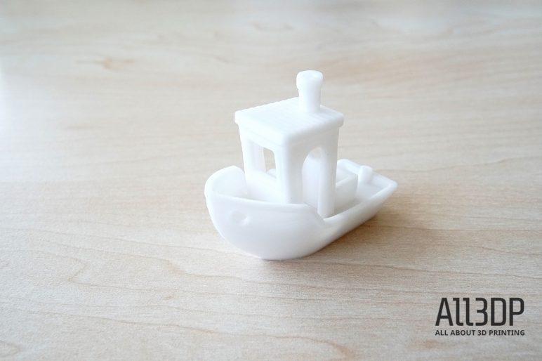 Image of Anycubic i3 Mega: test et avis: Impressions simples: les choses s'améliorent
