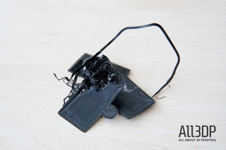 Image of Anycubic i3 Mega: test et avis: Première impression, premiers déboires
