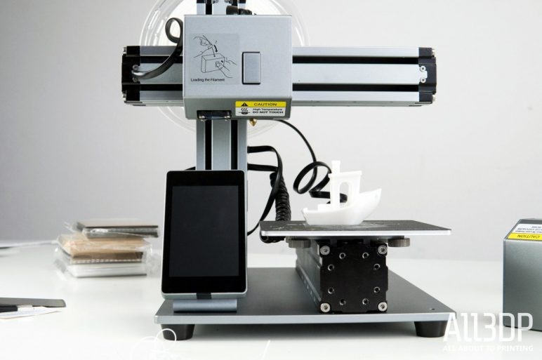 Image of Snapmaker 3-in-1 3D Printer Review: Features