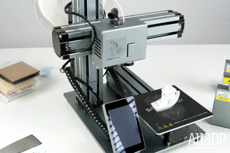 Image of Snapmaker 3-in-1 3D Printer Review: Specifications