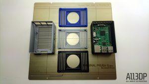 Análisis de la Original Prusa i3 MK3