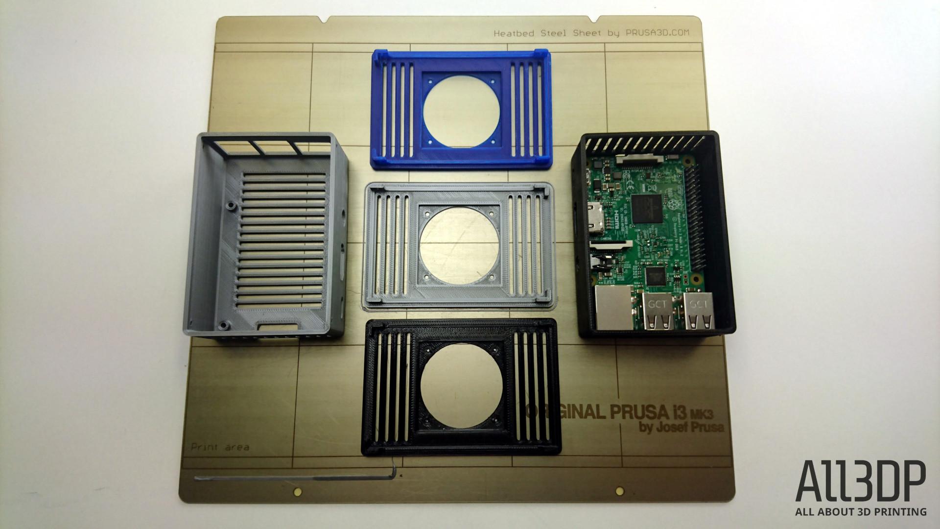 Original Prusa i3 MK3 Test