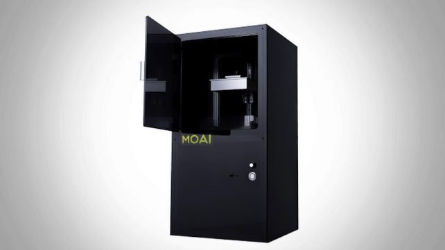 Featured image of [DEAL] Peopoly Moai Fully Assembled SLA 3D Printer, $300 Off at $1,695