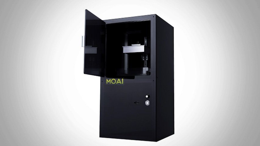 [DEAL] Peopoly Moai Fully Assembled SLA 3D Printer, $300 Off at $1,695 | All3DP
