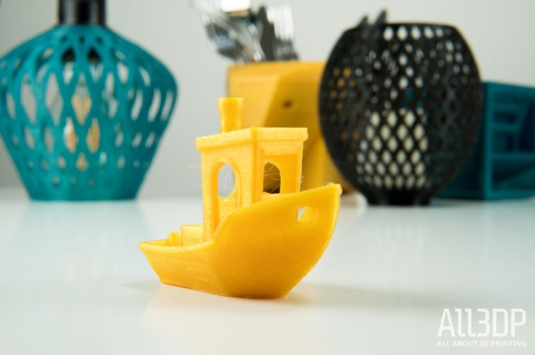 Image of Sculpto+ (Plus) 3D Printer Review: 3D Printing