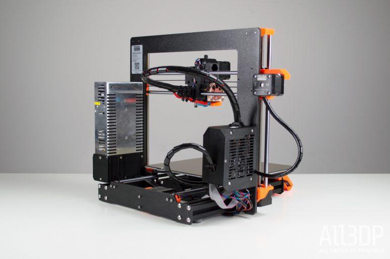 Image of Avis et test de l'Original Prusa i3 MK3: Modifications et améliorations