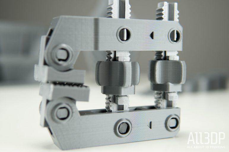 Image of Avis et test de l'Original Prusa i3 MK3: Impression d'objets 3D complexes