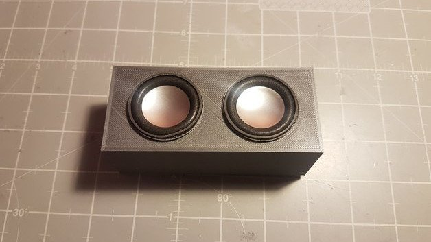[Project] 3D Printed Mini Bluetooth Speakers | All3DP